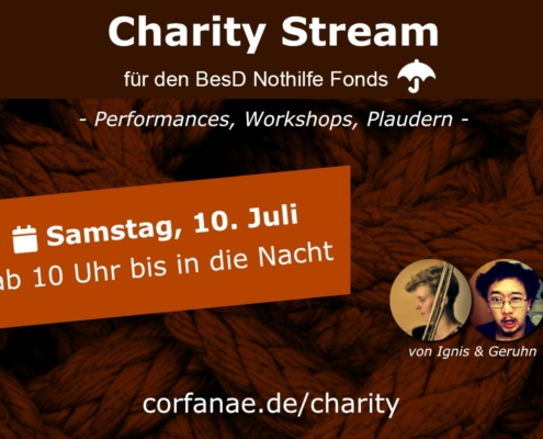 Charity Stream (Titelbild)